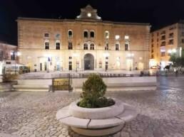 Piazza Vittorio Veneto Matera