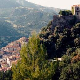 Panoramica Valsinni