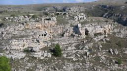 Matera Parco della Murgia