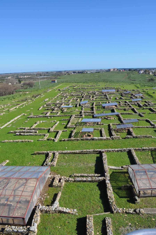 Area archeologica e museo nazionale della siritide di for Immagini sito
