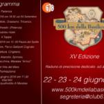 Programma 500km della Basilicata 2018