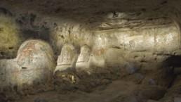 Cripta del Peccato originale a Matera