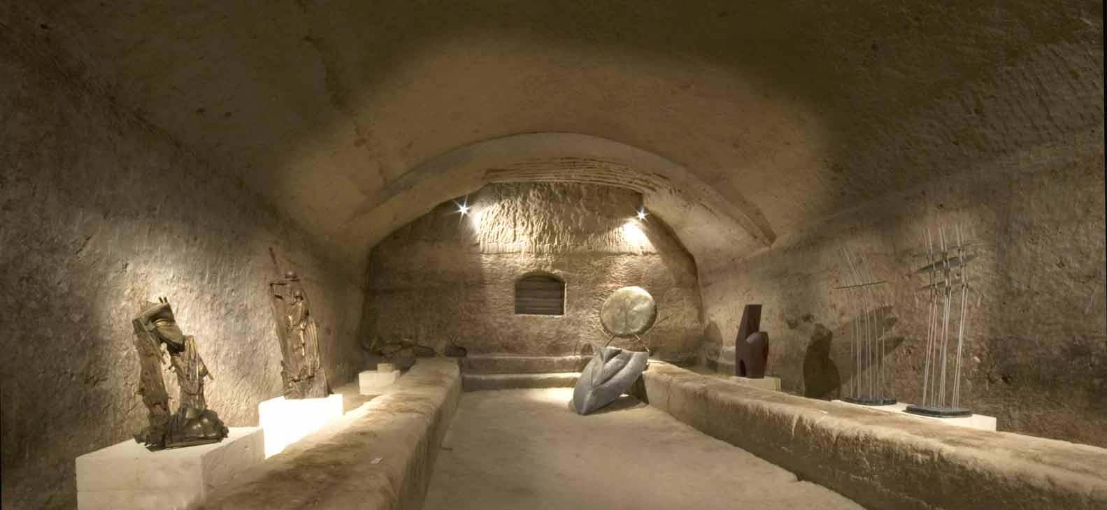 Il Museo Della Scultura Contemporanea Matera (Musma)