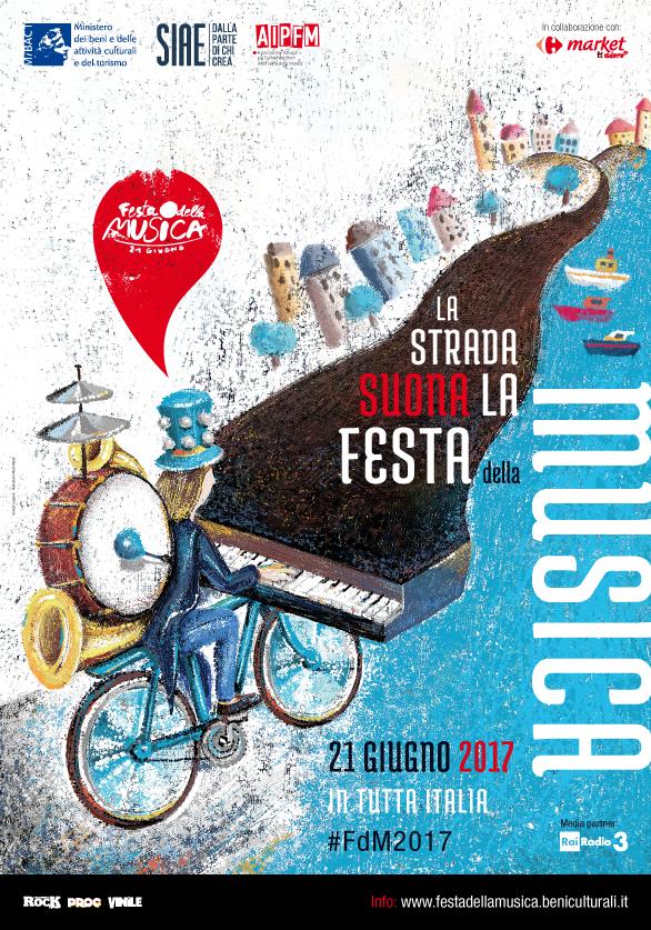 La festa della Musica inaugura l'estate anche in Basilicata.