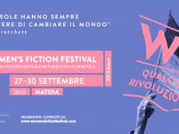 Women's fiction Festival 2018