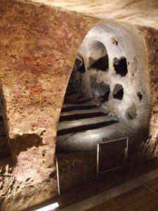 Catacombe Ebraico Cristiane - Venosa