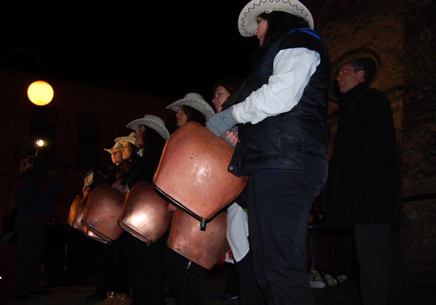 "I campanacci""femmine"" di San Mauro Forte"