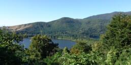 The Volcanic Lakes of Monticchio