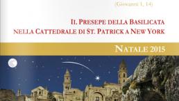 Presepe della Basilicata a New York