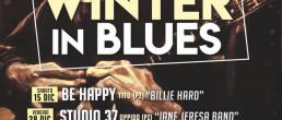 Basilicata Winter in Blues
