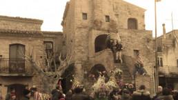 Carnevale di Aliano - Le maschere cornute
