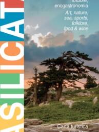 Basilicata carta turistica