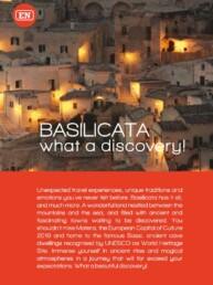 Basilicata what a discovery guide