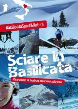 [:it]Sciare in Basilicata, copertina guida turistica[:]