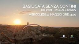 Evento online Bit 2021 | Basilicata senza confini