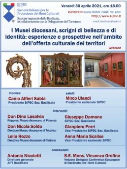 Webinar Musei Diocesani