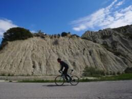 Calanchi in bici