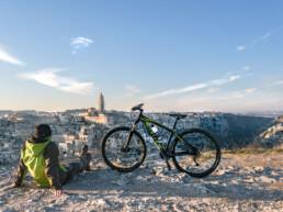 Matera e bici