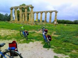 Tavole Palatine in bici